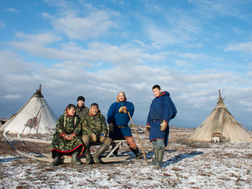 SEPTEMBER 2017: YAMAL, THE NENETS MIGRATION <span>2 SPACES AVAILABLE</span>