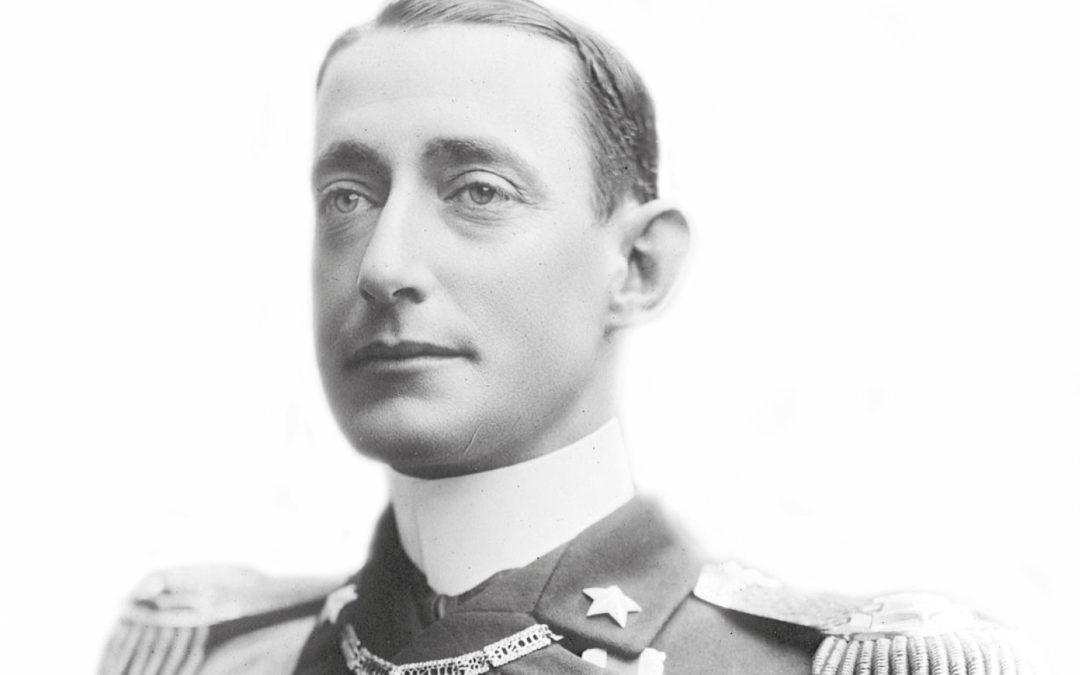 S.A.R. Lugi Amedeo di Savoia – Aosta – Duke of Abruzzi