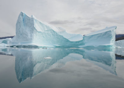 ICEBERG REFLECTION