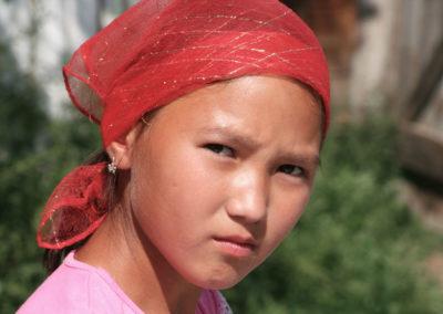 BURIAT GIRL