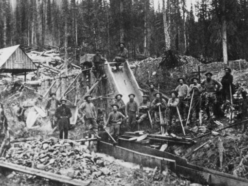 SEPTEMBER 2020: ALASKA AND CANADA, THE GOLD RUSH